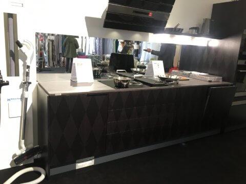 Messi näidis köögimööbel (va tehnika, tööpind) - ERIPAKKUMINE!
