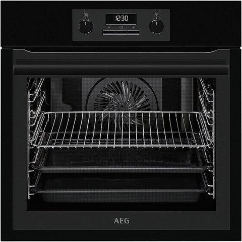 AEG integreeritav lihtsa juhtimisega XL must ahi BES331110B