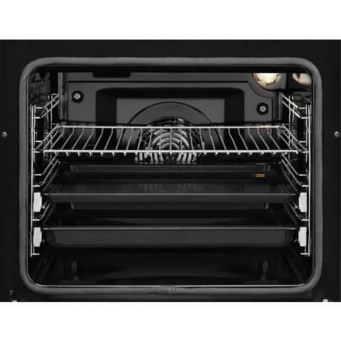 AEG 60cm pürolüüsahjuga MaxiKlasse™ elektripliit 69476VS-MN