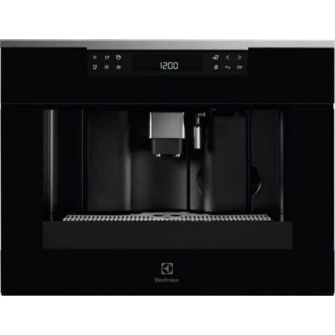 Electrolux integreeritav stiilne kohvimasin KBC65X