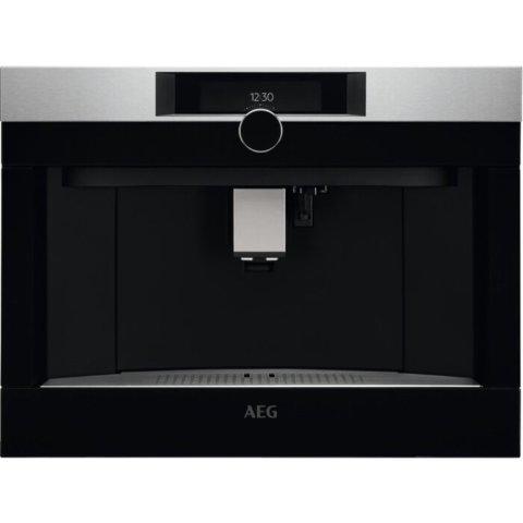 AEG integreeritav stiilne ja kompaktne kohvimasin KKK994500M