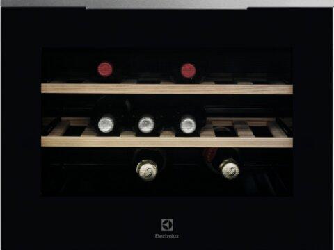 Electrolux integreeritav kompaktne veinikülmik KBW5X