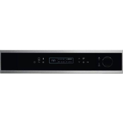 Electrolux 700 SteamCrisp pürolüüspuhastusega auruahi EOC8P31X