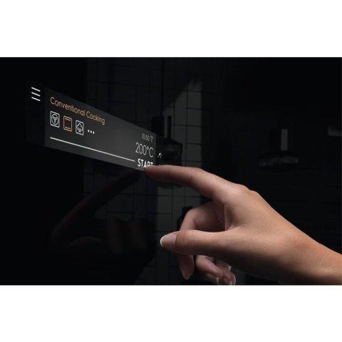 Electrolux appiga ja toidutermomeetriga auruahi EOB9S31WX