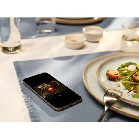 Electrolux appiga ja toidutermomeetriga auruahi KOAAS31CX