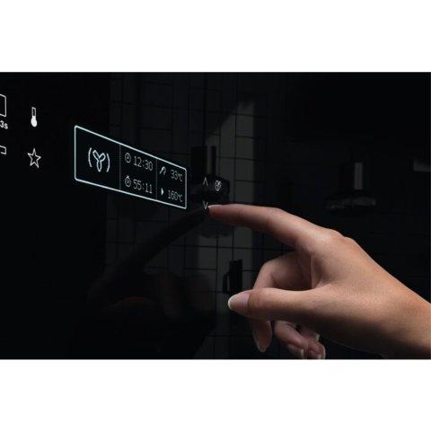 Electrolux toidutermomeetriga ja SteamCrisp pürolüüsahi KOCBP31X