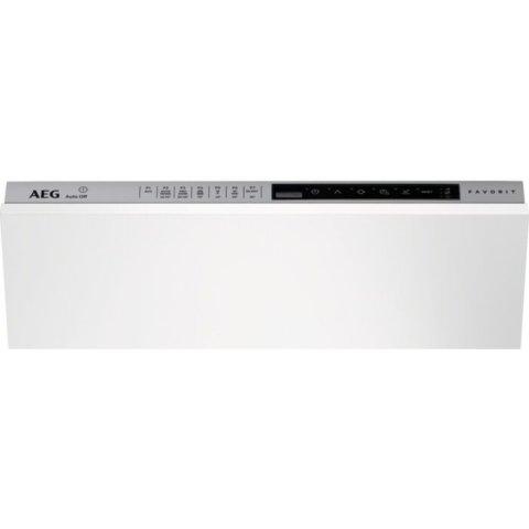 AEG integeeritav 45cm A+++ AirDry nõudepesumasin FSE83400P