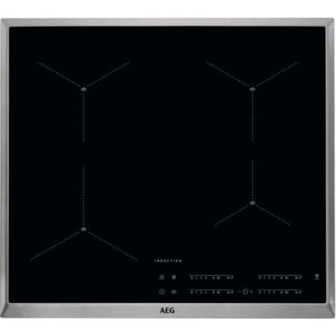 AEG 60cm SenseBoil integreeritav Hob2Hood induktsioonpliit IAE64413XB