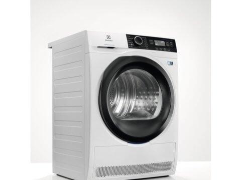 Electrolux A++ 8kg soojuspumbaga vaikne pesukuivati EW8H258S
