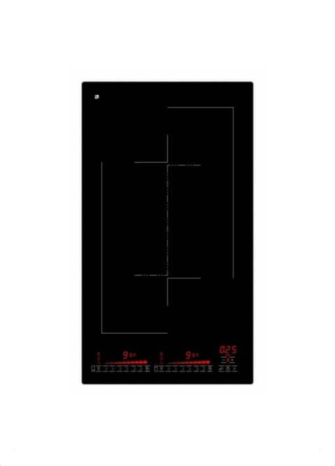 Decoland Domino 30 cm sillafunktsiooniga induktsioonplaat