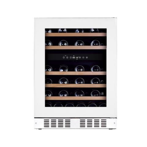 Integreeritav valge tööpinnaalune kahe tsooniga veinikülmik OBIU60DW