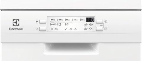 Electrolux QuickLift-sahtliga nõudepesumasin ESS42200SW