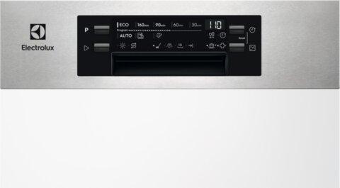Electrolux paneeliga 45cm A+++ 3 korviga nõudepesumasin EEM43300IX