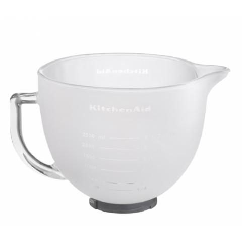 KitchenAid Artisan mikser Frosted Pearl 4.8L anumaga