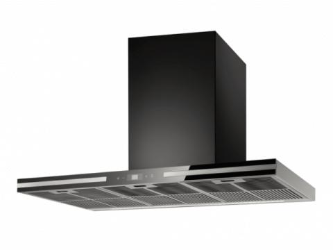 Küppersbusch 90cm õhuke-disain õhupuhasti seina peale