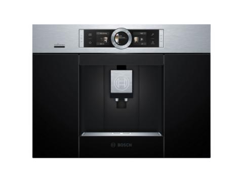 Bosch Serie 8 integreeritav täisautomaatne rv kohvimasin CTL636ES6