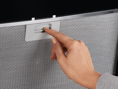 Electrolux kubu-tüüpi 90cm Hob2Hood stiilne õhupuhasti LFV419K