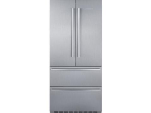Liebherr 204cm jäämasina ja 3 temperatuuri tsooniga SBS-külmik