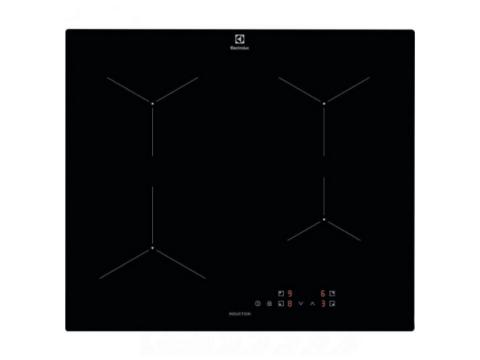 Electrolux Infinite suurust muutvate aladega Induktsioonpliidiplaat