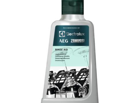 Nõudeloputusaine RinseAid - soovitavad Electrolux AEG