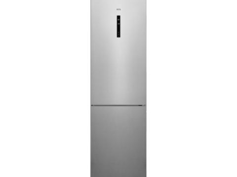 AEG 201cm Cooling 360° Extra Chill-sahtliga külmik RCB736E5MX